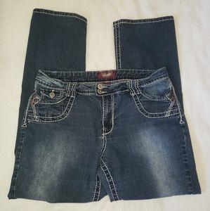 Angels Jeans Size 12 Short